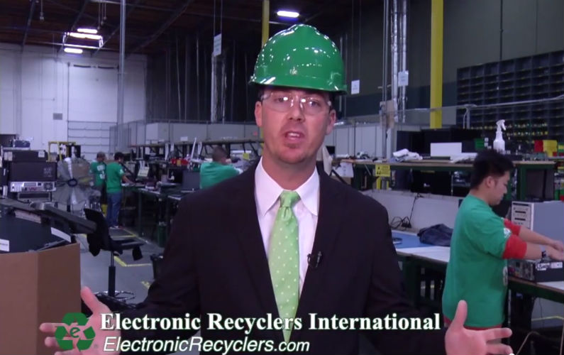 Learn How Electronic Recyclers International is Making Used Technology New Again