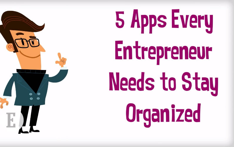 5 Productivity Apps Every Entrepreneur Should Use