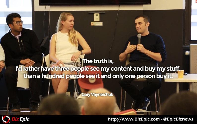 Gary Vaynerchuk: Social Media Reach is Overestimated