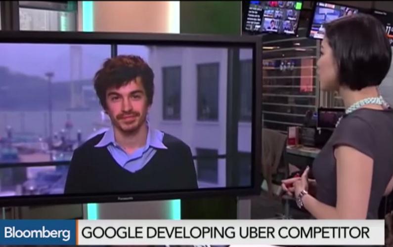 uber google relationship