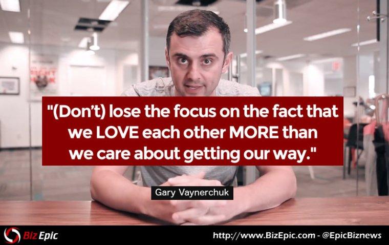 Family business tips from Gary Vaynerchuk