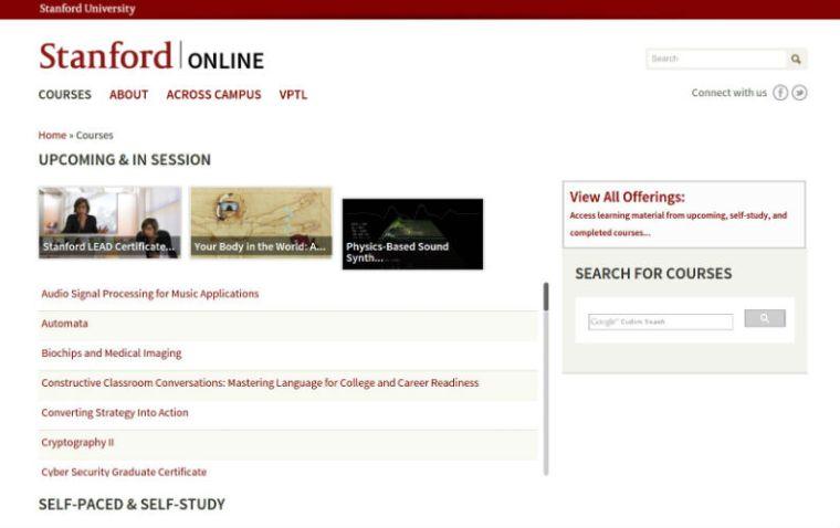Stanford-Online