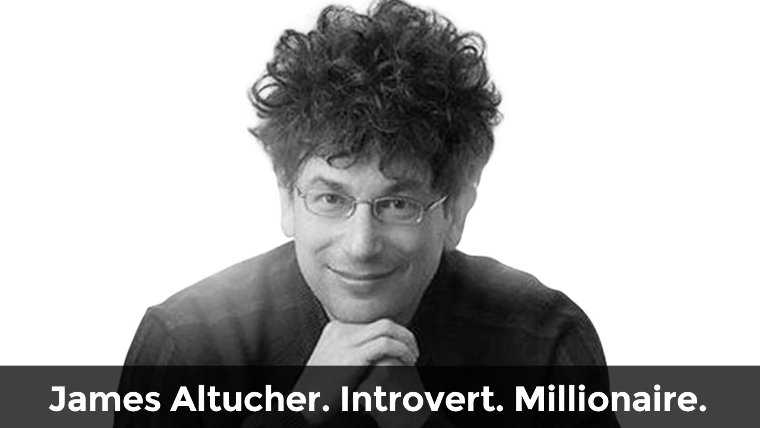 Says Who Introverts Can't Succeed? Just Ask James Altucher