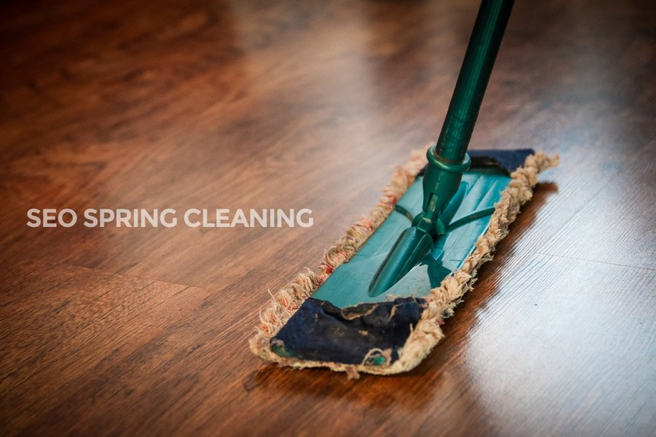 Spring Clean Your Onsite SEO