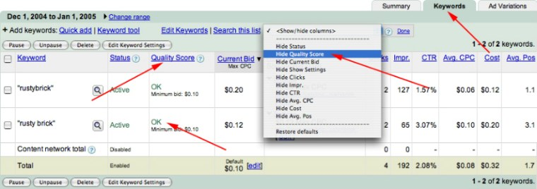 PPC campaign tips