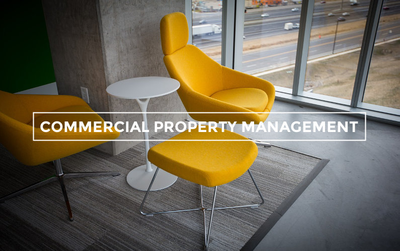 Property Management Advice for those with Commercial Property