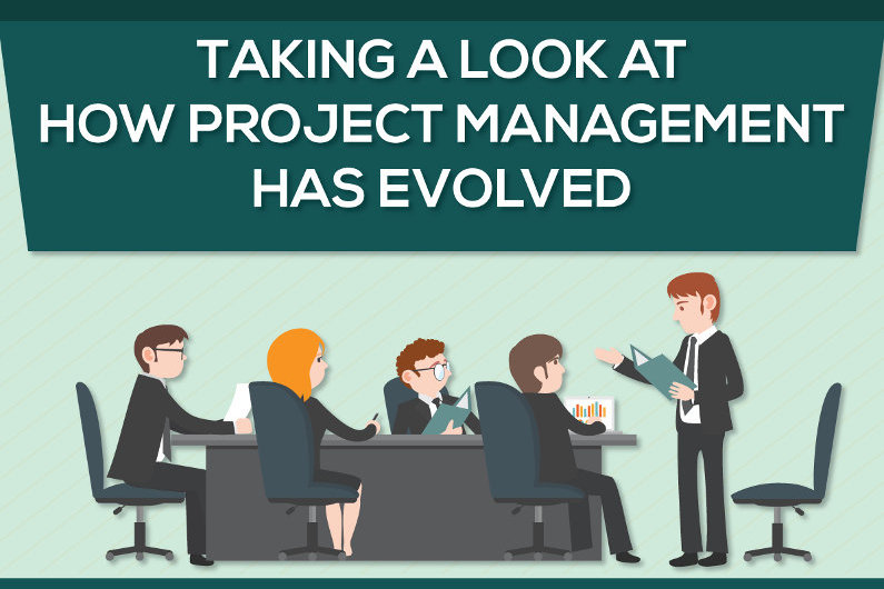 Taking a Look at Project Management Through The Years (Infographic)