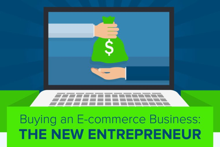 The Quickest Route to Entrepreneurship: Buying an E-commerce Business