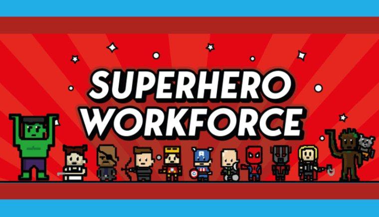 Infographic: What Skills Make a Good (Superhero) Workforce?