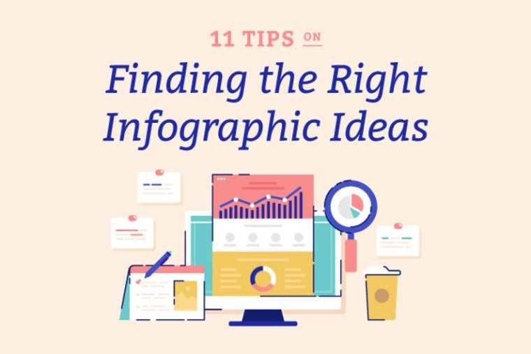 Finding infographic ideas