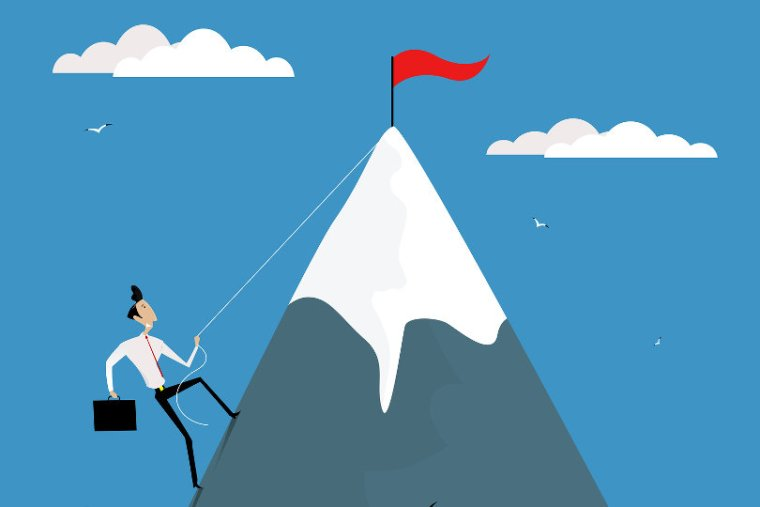 How to Never, Never, Never Give Up: On Being a Successful Entrepreneur