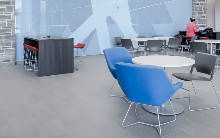 Coworking space alternative to costly office space