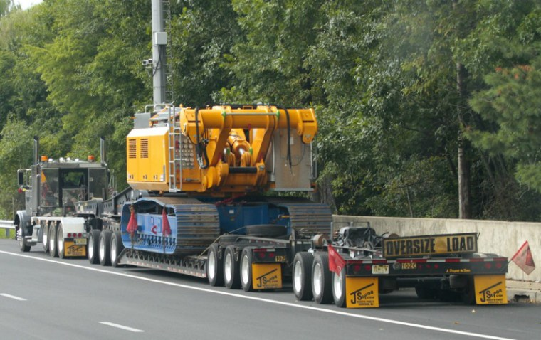 4 Things to Look for When Choosing Machinery Moving Services