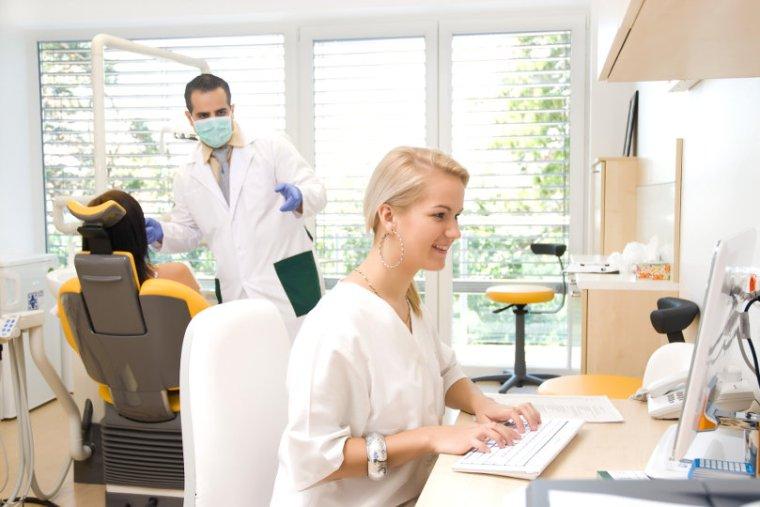 Dental practice operational