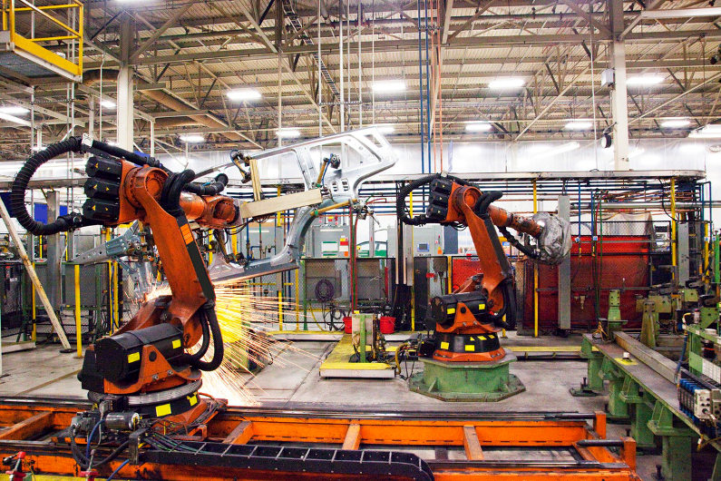 How Lighting Can Affect Manufacturing Productivity