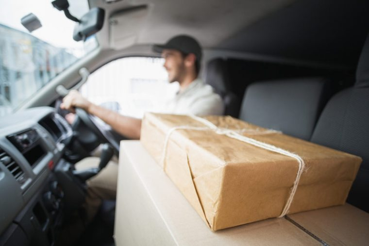 Order fulfillment delivery process