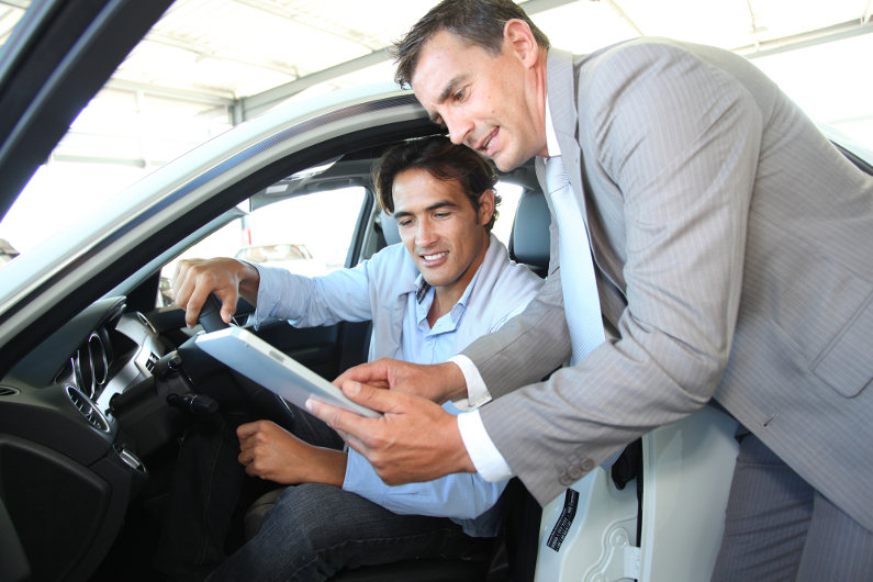 Getting Started in the Car Sales Business