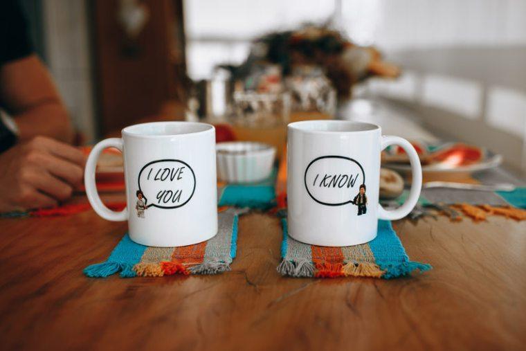 Ceramic mug mock-ups
