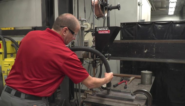 Submerged Arc Welding: The Process and Technology Behind It