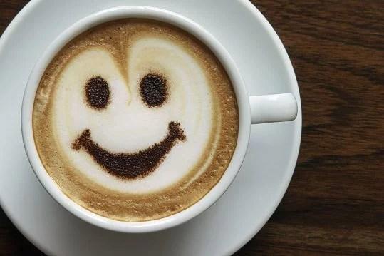 A coffee nap