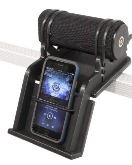 Universal Speaker and Phone Holder