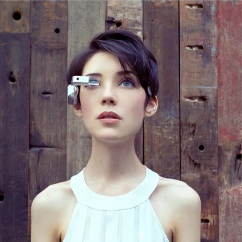 MAD Gaze X5 Augmented Reality Glasses with 3D Hologirlfriend Smart AR Glasses