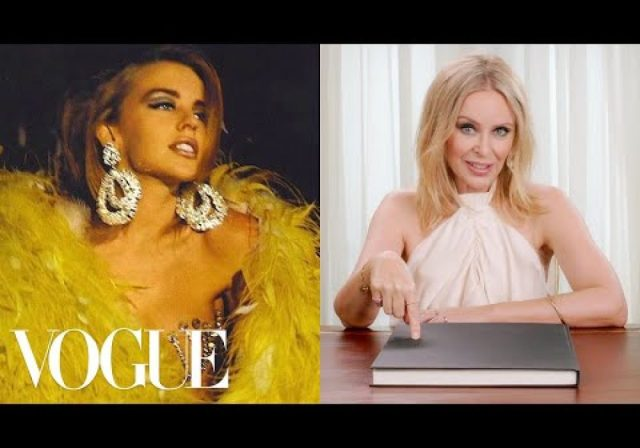Kylie Minogue Breaks Down 17 Looks From 1988 to Now | Life in Looks | Vogue