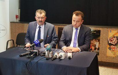 """Ministrul Educației, Liviu Pop, la Târgu Jiu: """"Sunt pregătit să plec!"""""""