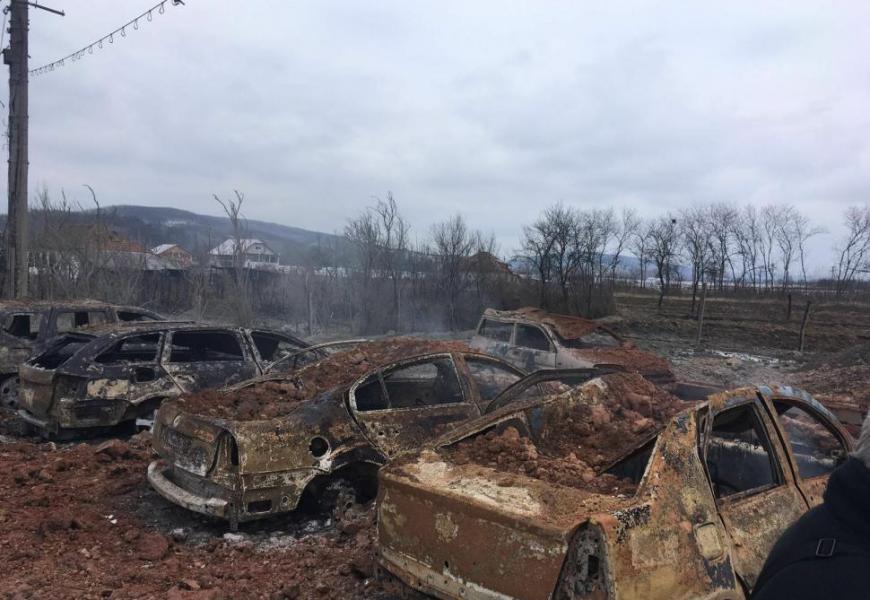 Dosar penal după explozia din Hurezani