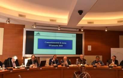 Sorin Boza îi mulțumește fostului ministru Toma Petcu