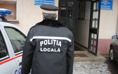 Polițiștii locali își pot lua adio de la norma de hrană