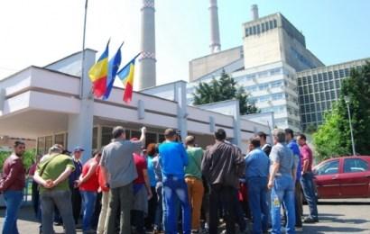 Protest la Termocentrala Mintia! Oamenii solicită prezența premierului Dăncilă la fața locului