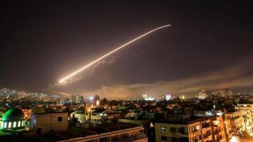 Atacul asupra Siriei