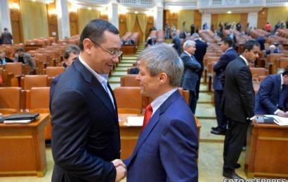 Victor Ponta candidează la alegerile europarlamentare