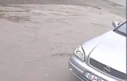 Șeful RAR Gorj, lăsat fără mașină. I-a fost furată din spălătorie