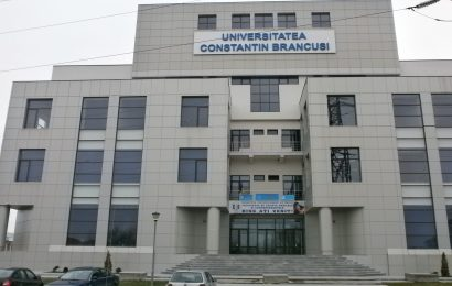"""Universitatea """"Constantin Brâncuși"""" nu mai este monitorizată de Ministerul Educației Naționale"""
