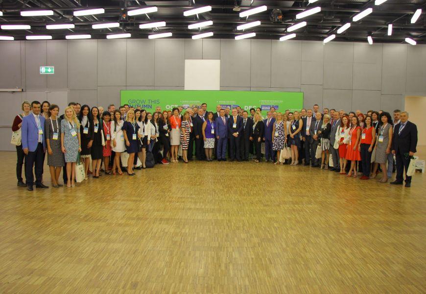 """Universitatea """"Constantin Brâncuşi"""" din Târgu-Jiu  – prezentă la Geneva, la cea de-a treizecea ediţie a Conferinţei Asociaţiei Europene pentru Educaţie Internaţională – EAIE 2018"""