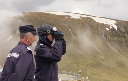 Jandarmeria montană întotdeauna la înălțime