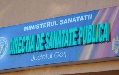 Direcţia de Sănătate Publică Gorj:au fost înregistrate alte 33 noi cazuri de îmbolnăvire