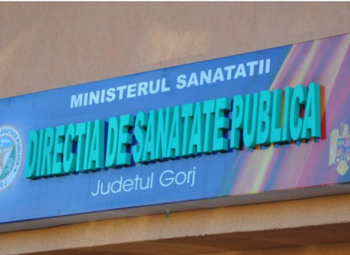 Direcţia de Sănătate Publică Gorj:au fost înregistrate alte 47 noi cazuri de îmbolnăvire