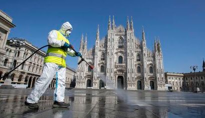 Restricții prelungite în Italia