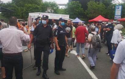 Polițiștii gorjeni dau amenzi pe bandă rulantă!