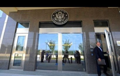 Shane Dixon atașat de securitate al Ambasadei SUA, întâlnire cu Raed Arafat