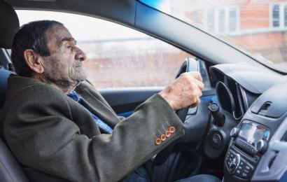 Accident rutier, în Gorj,  produs de un bătrân din Ilfov
