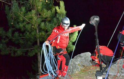 Bărbat recuperat din munți, de salvamontiștii gorjeni