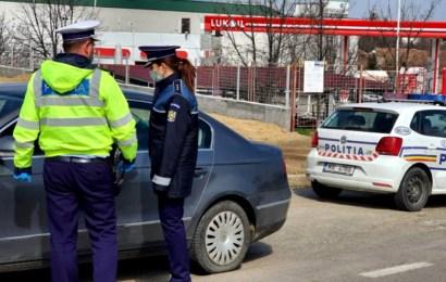 Șoferiță de 31 de ani, prinsă conducând fără permis