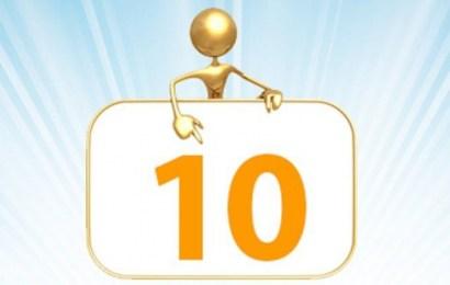 Gorjenii de 10, premiați astăzi!