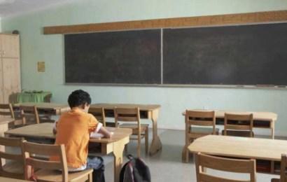 Școală din Gorj, desființată