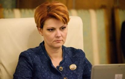 Olguța Vasilescu a demisionat!