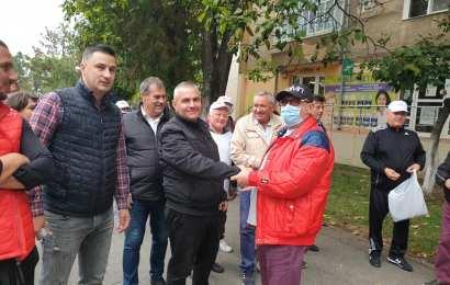 Primar din Gorj ascultă fiecare problemă a concetățenilor săi!